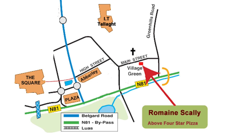 Romaine Scally & Co address